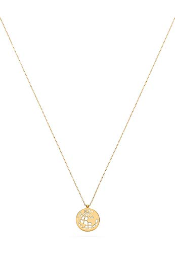 CHRIST Damen-Kette 375er Gelbgold Perlmutt One Size 87488438