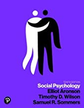 Social Psychology (10th Edition)