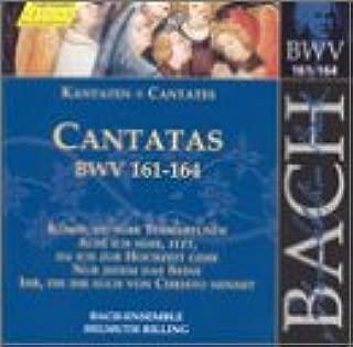 Sacred Cantatas 161-164