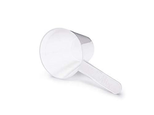 KetoMix - Cucchiaio dosatore ideale per dosare proteine del siero di latte | cucchiaio dosatore per 30 g di bevande KetoMix | accessorio fitness