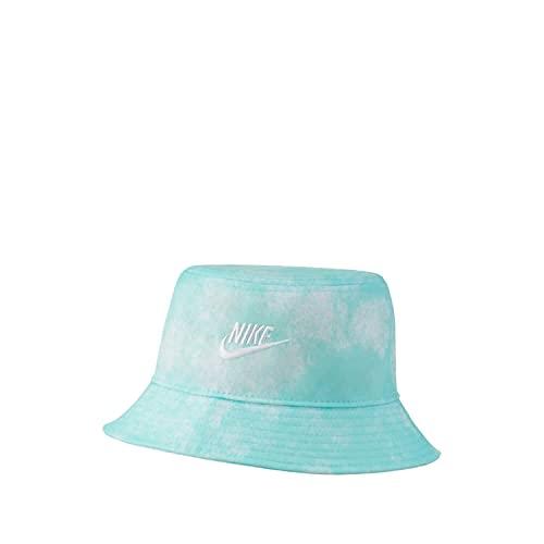Nike Sportwear Tie-Dye, color verde/blanco, M