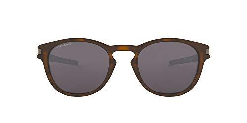 Oakley 0OO9265 Gafas de sol, Matte Brown Tortoise, 52 para Hombre