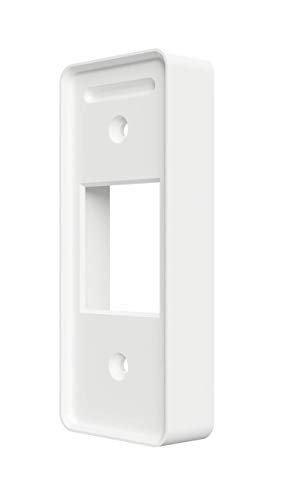 Light Switch Cover for Philips Hue Dimmer - Adapter - Cover - Plate… (SM213 - Single Toggle)