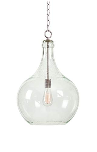 Kenroy Home Casual 1 Light Pendant,22 Inch Height, 15 Inch...