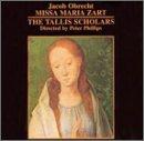 Missa Maria Zart