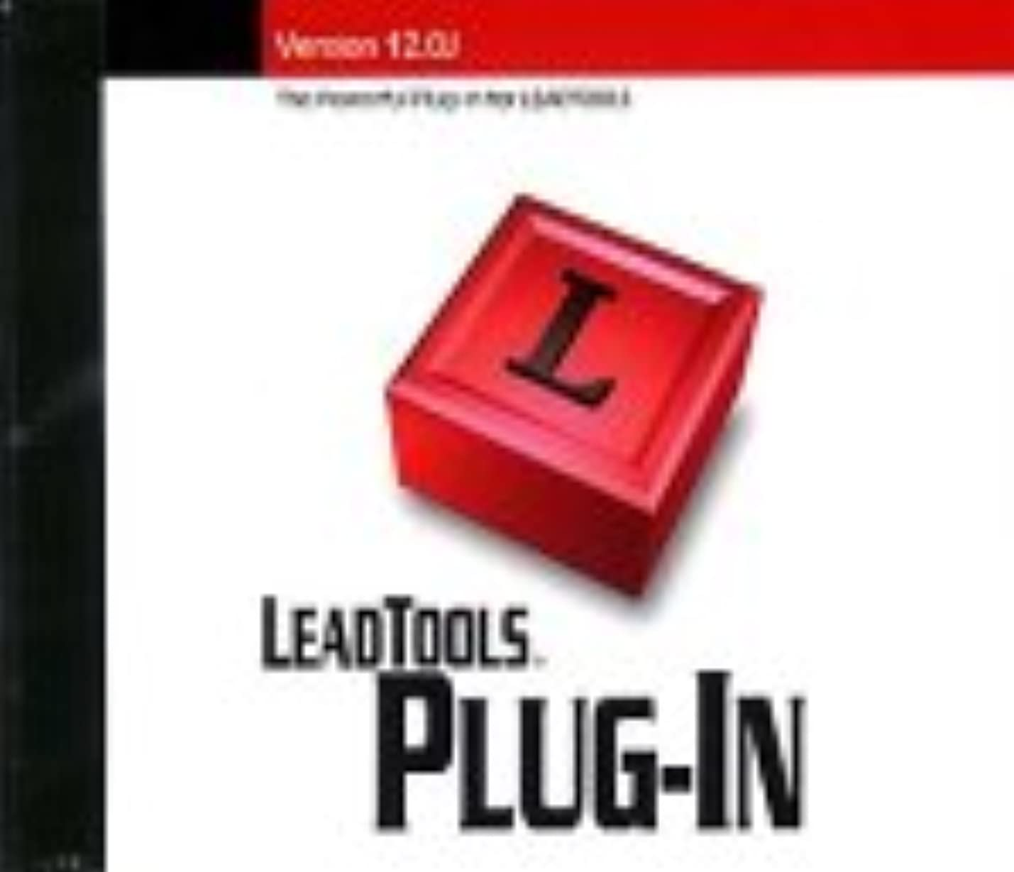 予約密輸考えPowerToolsシリーズ LeadTools PDF Plug-In(英語版)