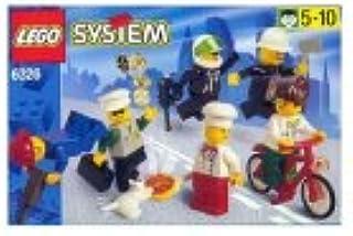 LEGO #6326 Town Folks / レゴ 人形セット 街の住人