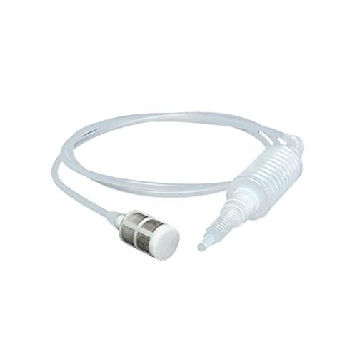 CFDYKRP Portátil Manual Oilsifon Tube Coche Manguera de Coche Extractor de Licor Lucer