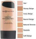 Base de maquillaje fondotinta líquido no-transfer lasting performance N 102 pastel
