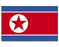 Fahne Flaggen NORD KOREA 150x90cm