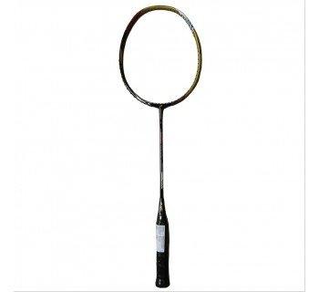 YONEX Voltric LD Force Badminton Schläger verwendet mit der Lin Dan, Matte Black/ Red