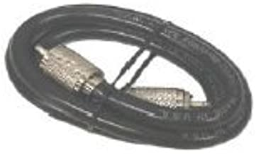 Marmat PP18T 18 Foot Coaxial Cable With Pl259 Connectors