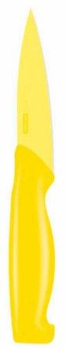 Culinario Mukizu Messer gelb, Schälmesser Länge: 19 cm
