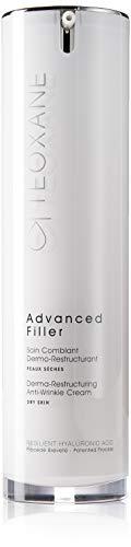 Advanced filler, nuovissima formula, trattamento dermoristrutturante, pelle secca
