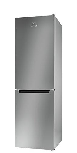 Indesit LI80 FF2 S B Libera installazione 305L A++ Acciaio inossidabile frigorifero con congelatore