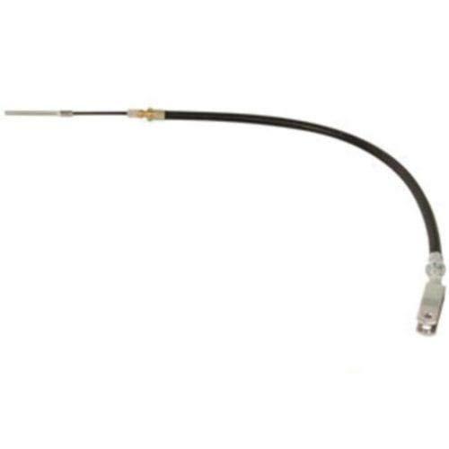 Cable - Hand Brake Compatible with New Holland TS125A T6030 TS110A T6.175 T6010 TS135A T6020 T6060 T6050 TS100A TS115A T6.140 T6070 TS130A T6040 Case IH MXU100 MXU125 MXU110 MXU135 MXU115 MXU130