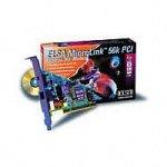Elsa MicroLink 56k PCI Modem intern 56000 BPS PCI Bulk Softmodem DE