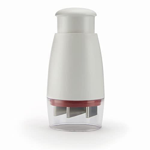 ZYLISS Classic Hacker E910012 die hochwertige, rotierende Klinge zerkleinert schnell und effizient Nüsse, Zwiebeln, Schokolade und mehr. Höhe: 22 cm.