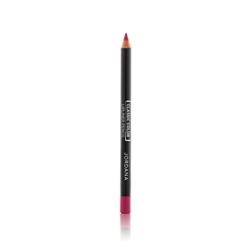 JORDANA Classic Lipliner Pencil - Hot Fuchsia