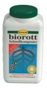 Schacht Biorott Schnellkomposter 6 Liter