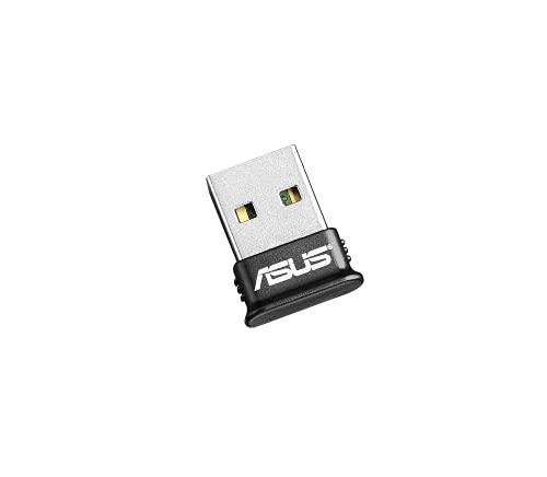 Asus USB-BT400 Nano Bluetooth Stick (PS4 und Xbox One Controller am PC nutzen, Bluetooth 4.0)
