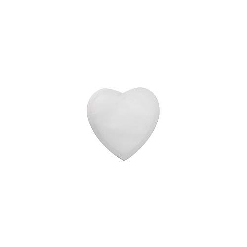 Keilrahmen -Galerie- Leinwand Herz 20x20 cm Leinwand Rahmen bespannt aus 100% Baumwolle