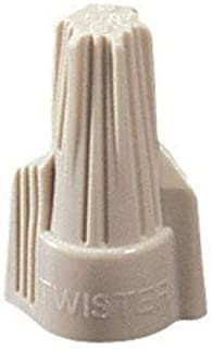 Twister 341 Wire Connectors, Tan (Pack of 750)