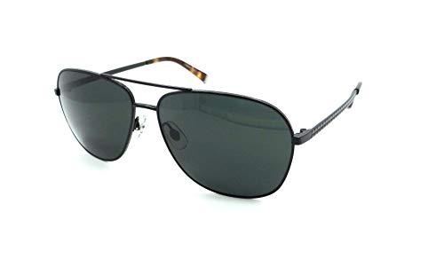 Matsuda 3011B MBK Sunglasses 60-14-145 Matte Black/Grey Made in Japan