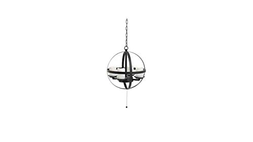 allen-roth Contemporary Battery Operated Chandelier