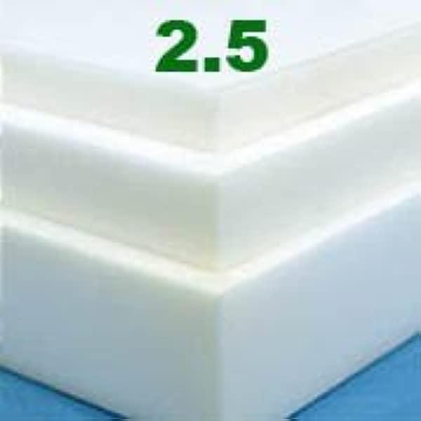 Full Double 4 Inch Soft Sleeper 2 5 Visco Elastic Memory Foam Mattress Topper USA Made