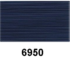 Gütermann Toldi-Lock 100% Fb. 6950-dunkelblau, 2.500 m Nähgarn, Polyester, Dunkelblau, 12 x 5,5 x 5,5 cm