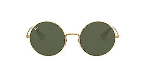 Ray-Ban dames 0RB3592 zonnebril, veelkleurig (Rubber goud), 55.0