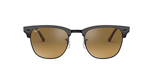 Ray-Ban unisex-volwassen 0RB3016 Rb3016 Clubmaster Square zonnebril
