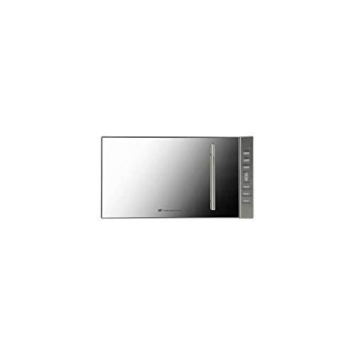 Continental edison cemo23ux04 micro-ondes monofonction coloris miroir - 23 l - 800 w - pose libre