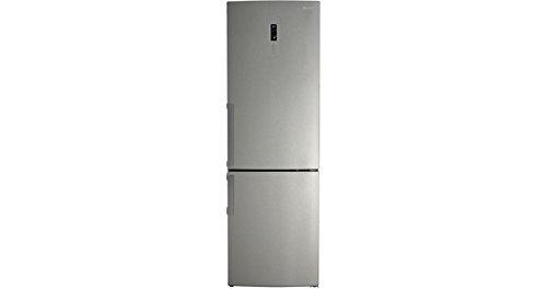 Sharp SJC2297E1I frigorifero con congelatore Libera installazione Acciaio inossidabile 297 L A++