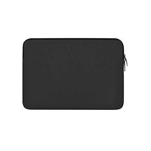 Mazu Homee 11-15 inch multiple color and size options, laptop case/waterproof neoprene laptop tablet briefcase, carrying bag Macro A/Asus/Dell/Lenovo, gray