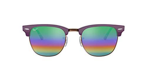Ray Ban Mod. 3016 Sun, Gafas de Sol Unisex, METALLIC MEDIUM BRONZE, 49 mm