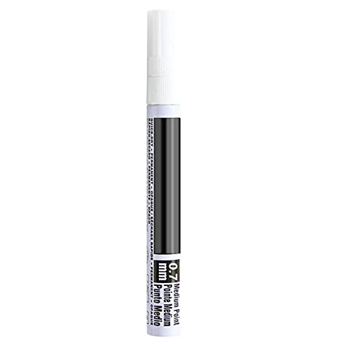 Btlesa Marcador líquido de espejo cromado para pizarra, marcadores de pintura para tarjetas, escritura y rotulador de pintura, para cualquier superficie (0,7/1,0/2,0 mm)