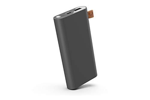 Fresh ´N Rebel ´N Rebel'n Rebel Powerbank 12000 mAh USB-C | Tragbares Ladegerät - 2 Ports USB-C & USB - Storm Grey