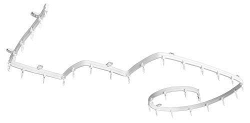 Flexible Vorhangschiene, 5 m