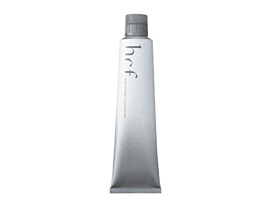 突き出すトチの実の木タンパク質メロス hcf ヘアカラーファンデーション ベーシックタイプ グレイッシュトーン 6-GA 120g 【ヘアカラー1剤】
