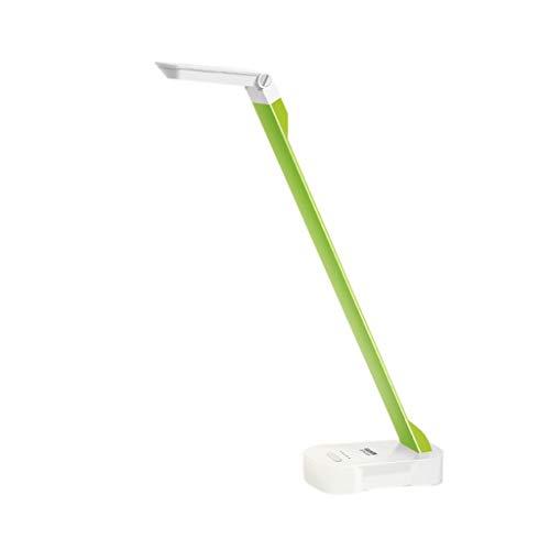 Lámpara de escritorio de aprendizaje Escritorio LED de la lámpara, el cuidado de los ojos-lámparas de mesa, control táctil, luz de la noche, Estudio mesa de lectura de carga pequeña lámpara de tabla L