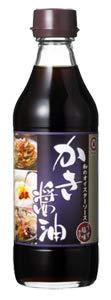 盛田株式会社 マルキン かき醤油 360ml ×12個