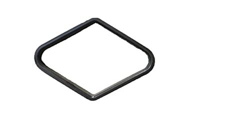 KBA Plastic 9 Pool Ball Table Frame Black
