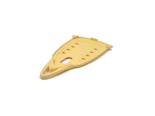 Oliso Solemate Silicone Iron Soleplate Protector for TG Series Irons (Fits TG1600, TG1250, and TG1100), Butterscotch