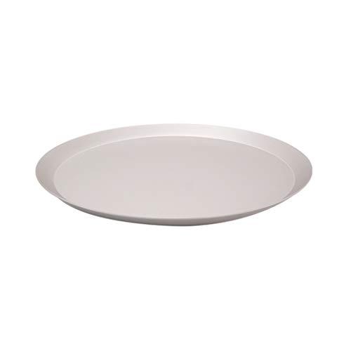 HAOXIANG Plat À Pizza avec Trous, Plaque De Cuisson Ronde en Aluminium Plat De Service en Métal pour Cuisine À Domicile Restaurant Ustensiles De Cuisson Antiadhésifs en Plein Air,B,11inch