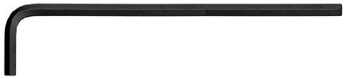 Clé mâle brunie longue, 6 pans 19 mm