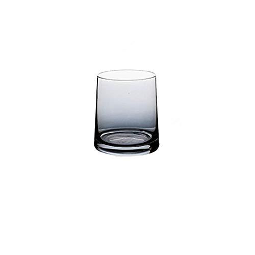 POYANG 250ml kreative Bunte Glas Mädchen Herz Wasser Glas Bier Whisky Glas Milch Saft Trinken Haushalt Tasse-Ruß