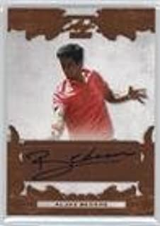 Aljaz Bedene (Trading Card) 2015 Leaf Ultimate Tennis - [Base] #BA-AB1