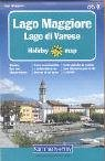 Lago Maggiore 1 : 50 000. Holiday Map (Kümmerly+Frey Holiday Map)